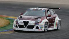 Alfa Romeo Giulietta TCR con Romeo Ferraris