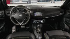 Alfa Romeo Giulietta Veloce: gli interni