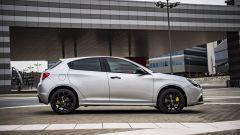 Alfa Romeo Giulietta Veloce: laterale