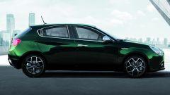 Alfa Romeo Giulietta: vista laterale