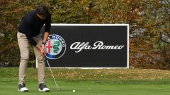 Alfa Romeo Golf Challenge, a Villa d'Este sfide appassionanti - Immagine: 7