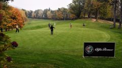 Alfa Romeo Golf Challenge, a Villa d'Este sfide appassionanti - Immagine: 8