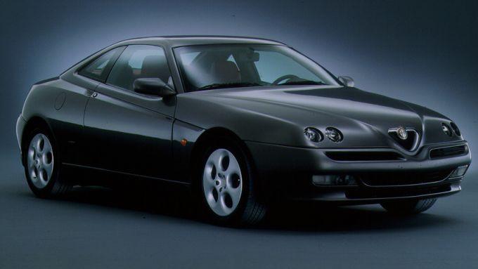 Alfa Romeo GTV (1995-2004)