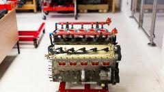 Meglio del Busso: in vendita un V10 Alfa Romeo di F1 - Immagine: 7