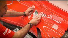 Alfa Romeo sponsor per Sauber con i piloti Ferrari nel 2018 - Immagine: 1