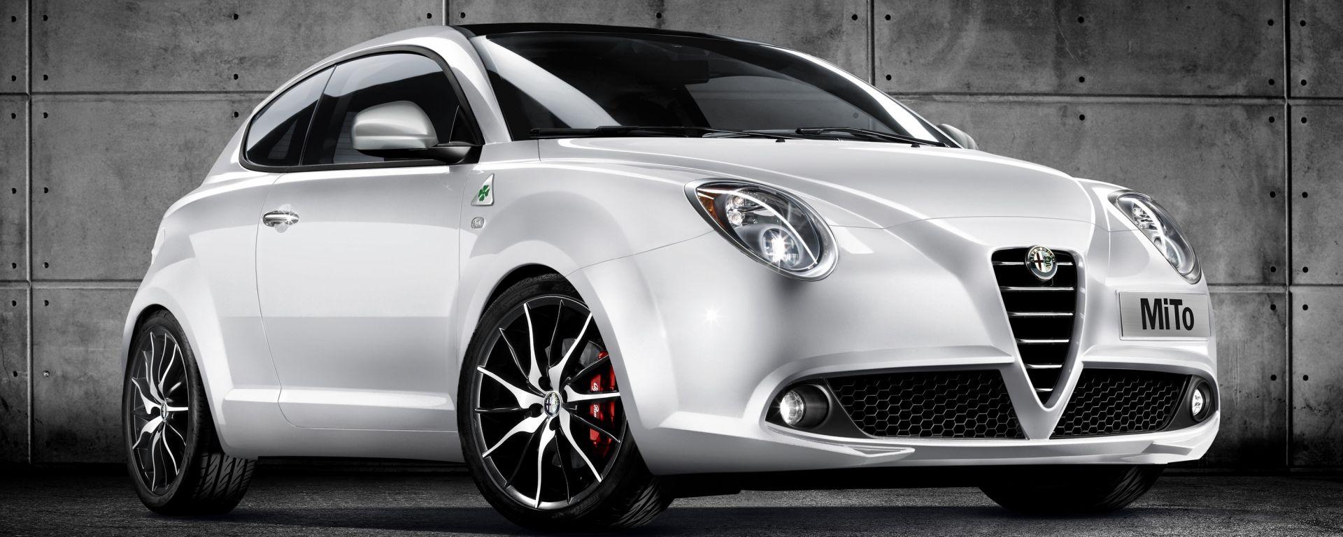 Alfa Romeo MiTo my 2011