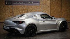 Alfa Romeo Mole Costruzione Artigianale 001: 3/4 posteriore