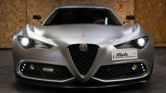 Alfa Romeo Mole Costruzione Artigianale 001: frontale
