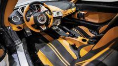 Alfa Romeo Mole Costruzione Artigianale 001: interni