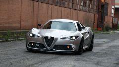 Alfa Romeo Mole Costruzione Artigianale 001 in video  - Immagine: 1