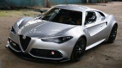 Alfa Romeo Mole Costruzione Artigianale 001 in video  - Immagine: 9