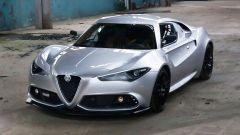 Alfa Romeo Mole Costruzione Artigianale 001 in video  - Immagine: 2