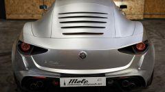 Alfa Romeo Mole Costruzione Artigianale 001: posteriore