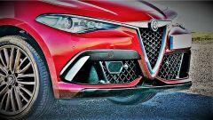 Alfa Romeo prepara un SUV ibrido più grande di Stelvio