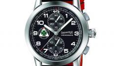 """""""Quadrifoglio Verde"""", da Eberhard il cronografo da Alfista - Immagine: 2"""