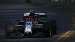 Alfa Romeo Racing, Antonio Giovinazzi