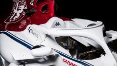 Alfa Romeo Sauber F1 Team - dispositivo Halo