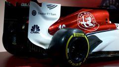 Alfa Romeo Sauber F1 Team, gli sponsor