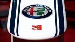 Alfa Romeo Sauber F1 Team, il logo Alfa
