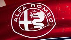 Alfa Romeo Sauber F1 Team, il marchio Alfa
