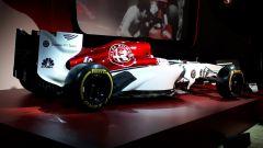Alfa Romeo Sauber F1 Team, la livrea 2018