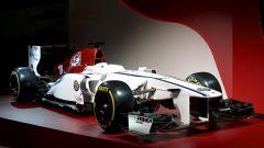 Alfa Romeo Sauber F1 Team, la monoposto con la livrea 2018