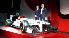 Alfa Romeo Sauber F1 Team, Leclerc ed Ericsson