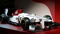 Alfa Romeo Sauber F1 Team, livrea della Sauber C37