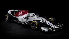 Alfa Romeo Sauber F1 Team - visuale frontale