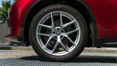 Alfa Romeo Stelvio 200 CV benzina Ti: il cerchio in lega leggera da 19