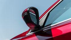 Alfa Romeo Stelvio 200 CV benzina Ti: lo specchio esterno