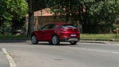 Alfa Romeo Stelvio 200 CV benzina Ti: precisa in curva e confortevole sullo sconnesso