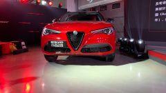 Alfa Romeo Stelvio 2020 frontale