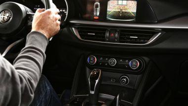 Alfa Romeo Stelvio 2020, gli interni