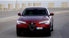Alfa Romeo Stelvio 2020 in Rosso Visconti