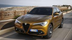 Alfa Romeo Stelvio 2020, nuova colorazione Ocra