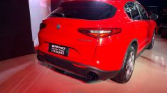 Alfa Romeo Stelvio 2020 posteriore