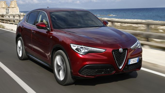 Alfa Romeo Stelvio 2020, prezzi da 47.500 euro