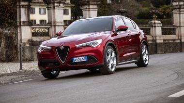 """Alfa Romeo Stelvio """"6C Villa d'Este"""", SUV in 85 esemplari"""