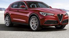 Alfa Romeo Stelvio MY 2019, novità per motori diesel e listino prezzi
