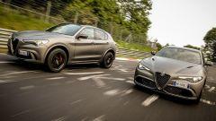 Alfa Romeo Stelvio e Giulia a rischio incendio, richiami negli Usa