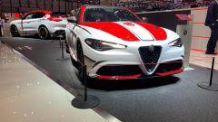 Stelvio e Giulia Quadrifoglio Alfa Romeo Racing: le novità - Immagine: 2