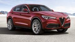 Alfa Romeo Stelvio First Edition: cambio automatico a 8 marce e trazione integrale Q4