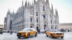 * Serie speciale Alfa Romeo Stelvio GT Junior. Quanto costa, com'è fatta. Il video