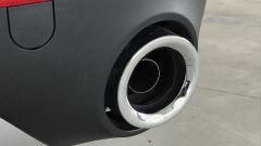 Alfa Romeo Stelvio: il rivestimento dello scarico cromato