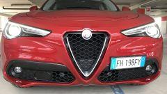 Alfa Romeo Stelvio: il trilobo