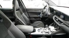 Alfa Romeo Stelvio: online le prime foto spia del restyling - Immagine: 5