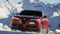 Alfa Romeo Stelvio: prova, dotazioni, prezzi - Immagine: 24