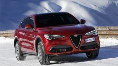 Alfa Romeo Stelvio: prova, dotazioni, prezzi - Immagine: 25