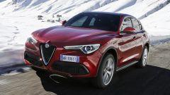 Alfa Romeo Stelvio: prova, dotazioni, prezzi - Immagine: 1